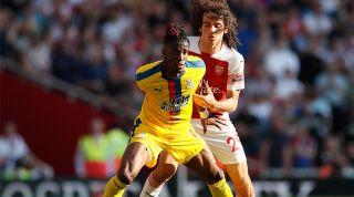 Wilfried Zaha Arsenal