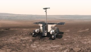 Europe's ExoMars Rover