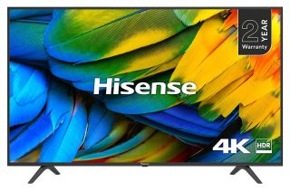 Prime Day TV deal: 2019 Hisense 50in 4K TV just £299 for 12 hours only! | What Hi-Fi?