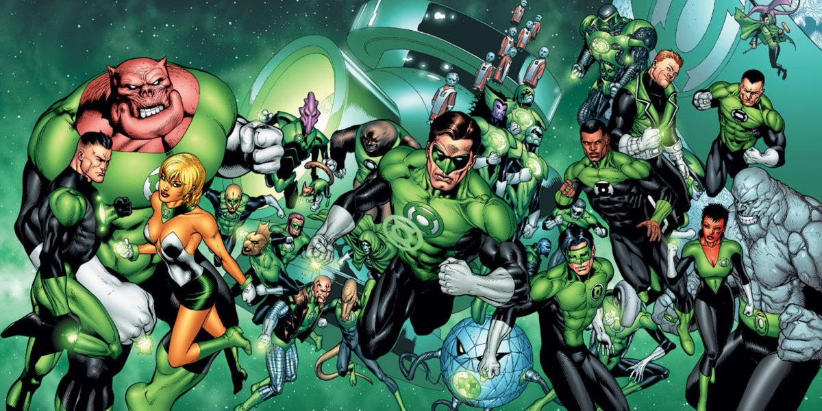 There's Another Actor Campaigning To Play John Stewart In DC's Green Lantern Corps.