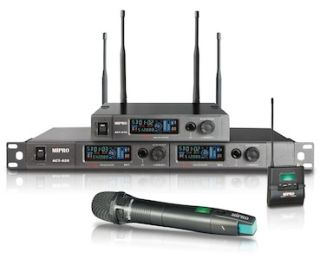Avlex Introduces MIPRO True Digital Wireless System
