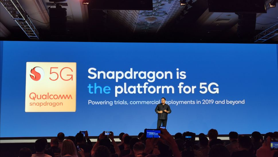 Qualcomm: Get ready, the 5G future is here