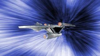 Star Trek's Warp Drive: Are We There Yet?