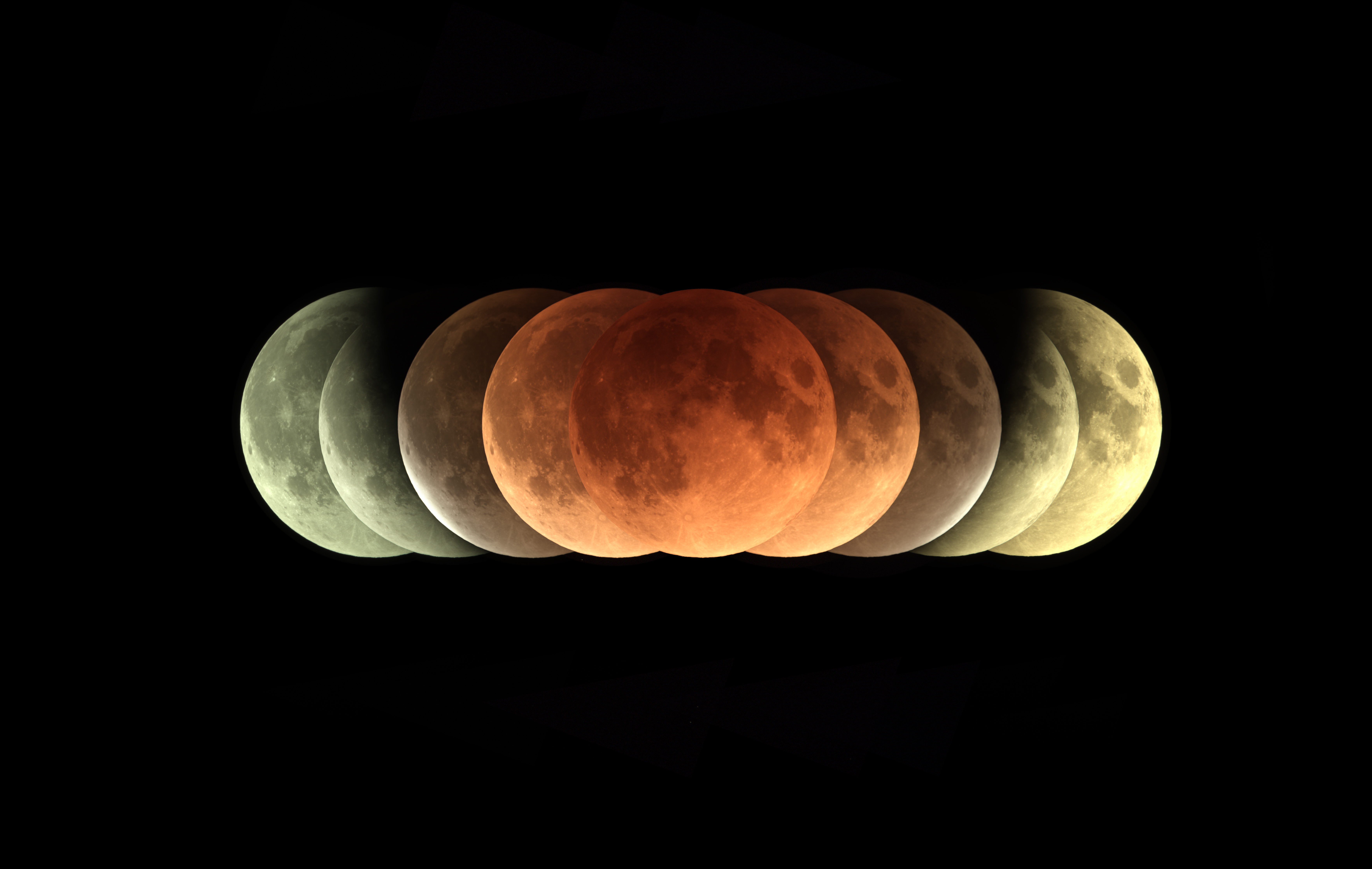 Total lunar eclipse photography: Shutterstock shooters share their secrets