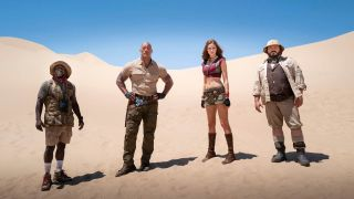 The Christmas Note Cast.Jumanji The Next Level Cast Speculate About Sequel I D