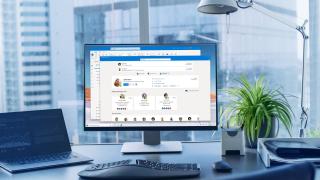 Outlook 2021 sobre Windows 10