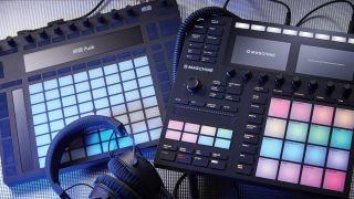 Head-to-head: Ableton Push 2 vs Native Instruments Maschine