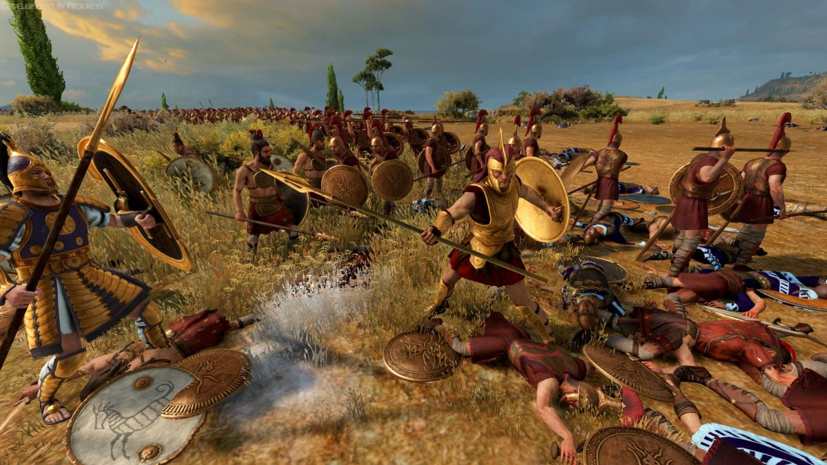 A Total War Saga: Troy reinvents its battles for the Bronze Age