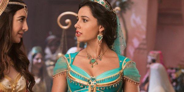 Jasmine naomi scott Aladdin star