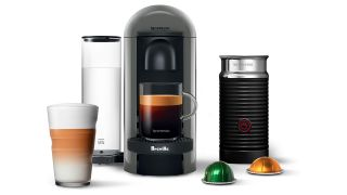 Coffee lovers, the Nespresso Vertuo is just $99 in this Amazon coffee-machine deal