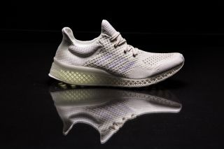 Adidas' 3D printed shoe.