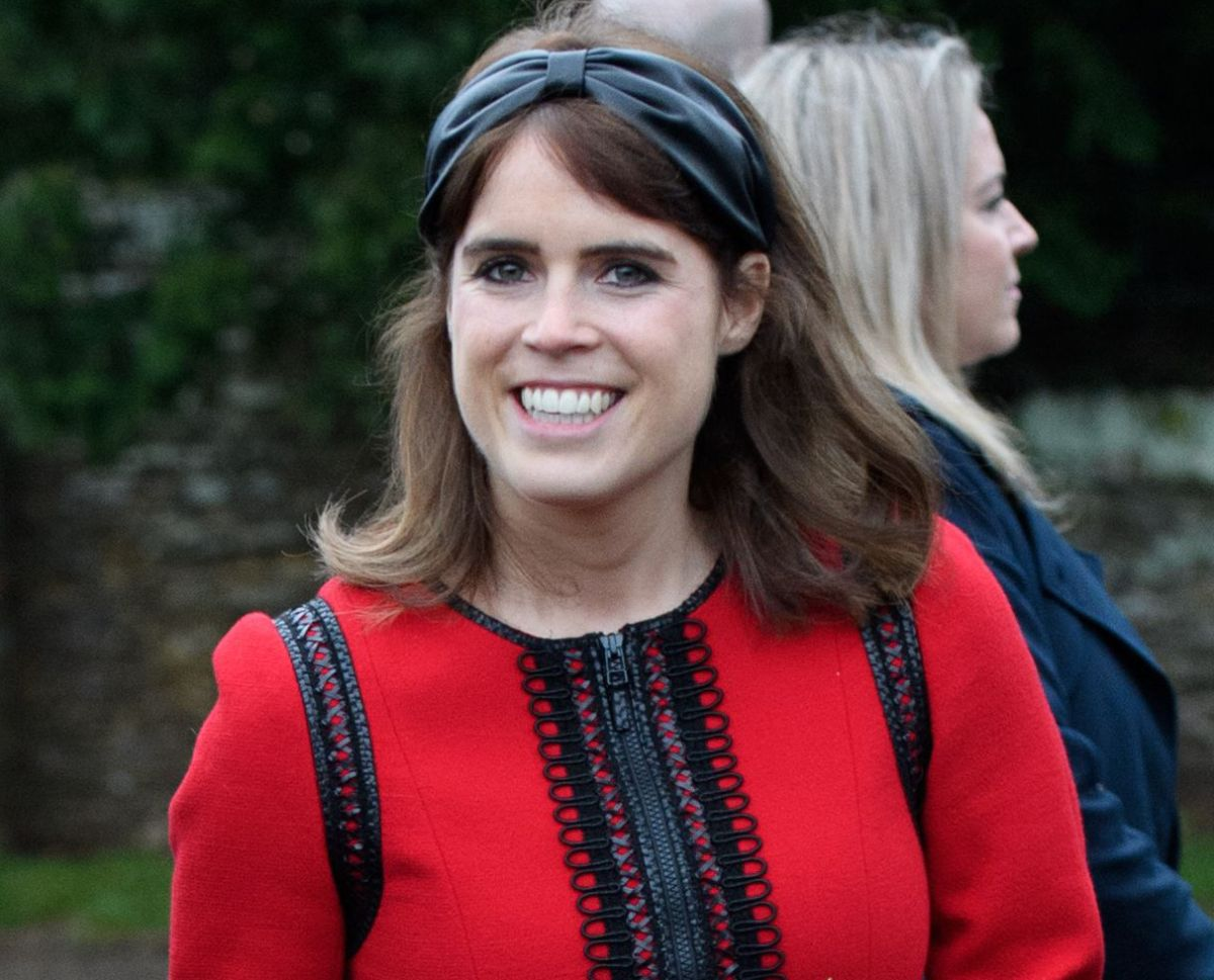 Why Princess Eugenie's visit to a Nottingham hospital was so important to her