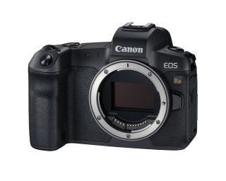 The body of the Canon EOS Ra camera.