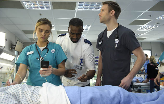 Killing in Casualty