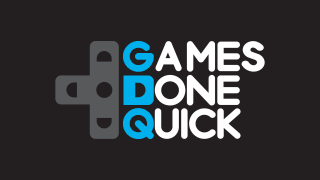 The Games Done Quick Logo