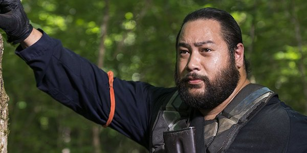 Cooper Andrews in The Walking Dead