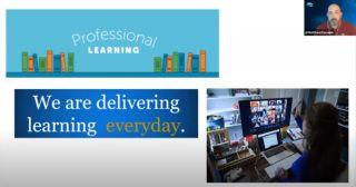 virtual professional development