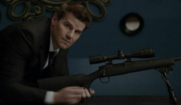 Bones Booth Sniper Season 12