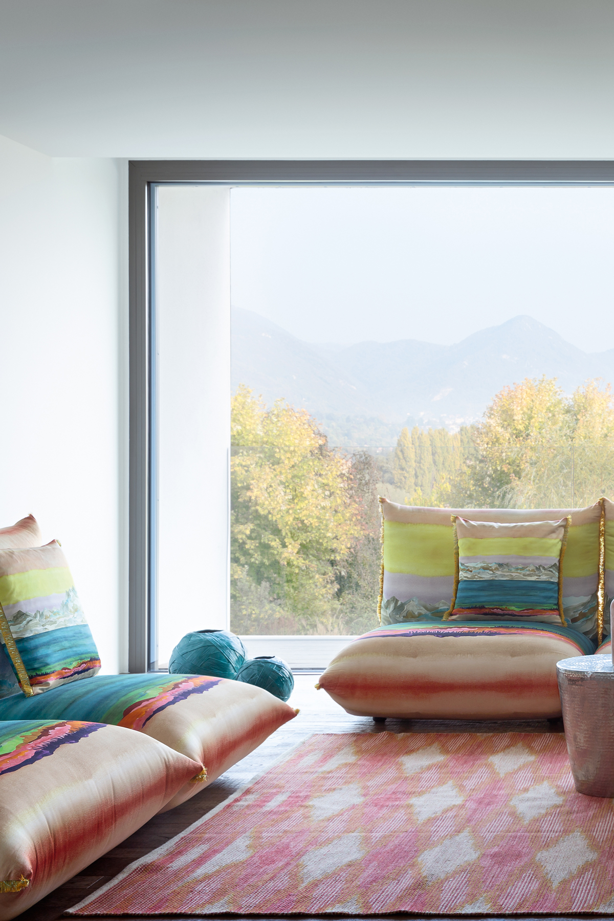 missoni home's new collection just dropped at amara