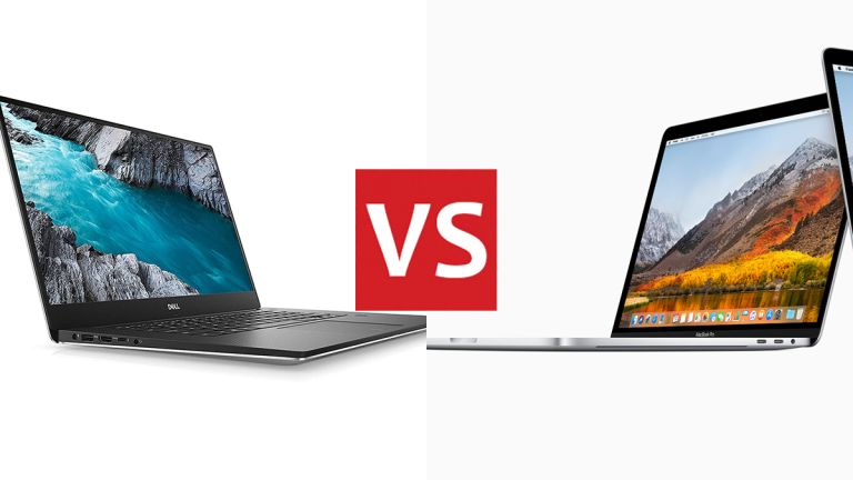 Dell XPS 15 and MacBook Pro 15-inch
