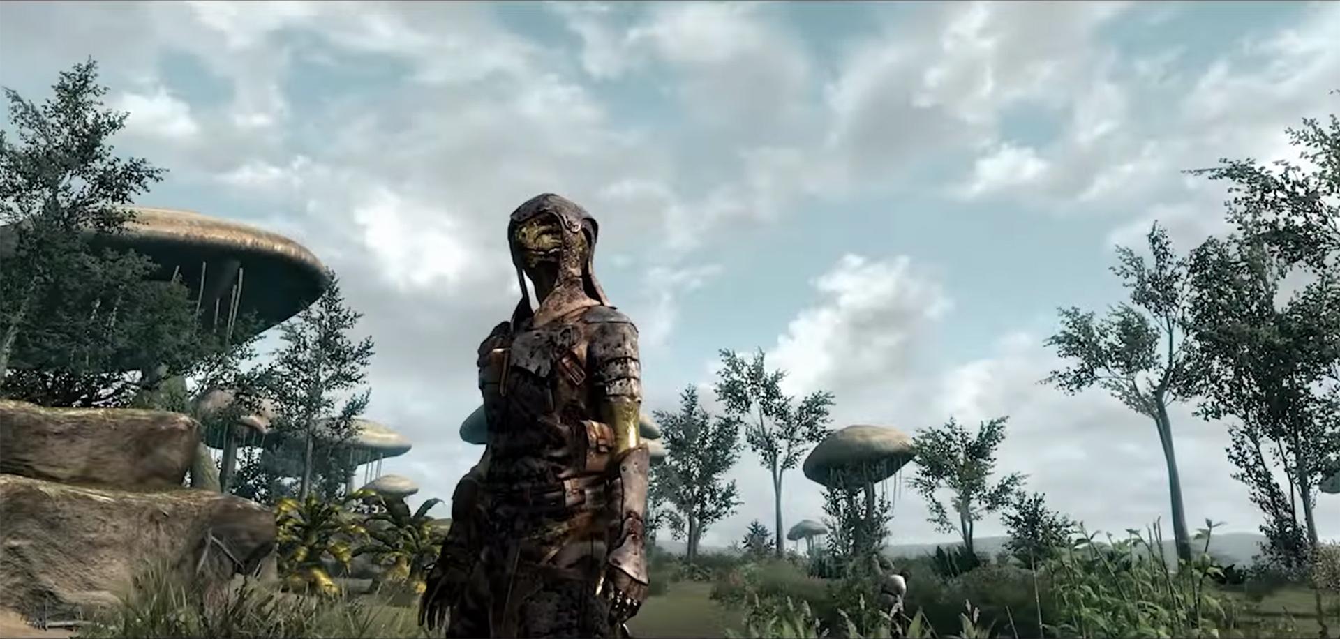 Why modders won't let Morrowind slide into oblivion | PC Gamer
