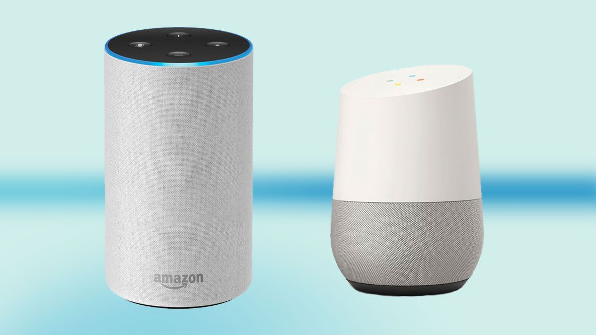 Amazon Echo vs Google Home: which is the smart speaker for you?