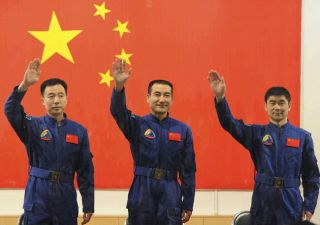 China Set to Launch Third Manned Mission