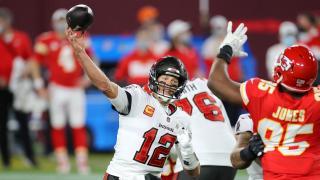 Super Bowl LV Tom Brady