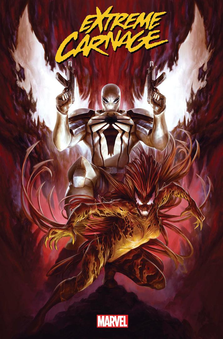 Portada de Extreme Carnage: Alpha # 1