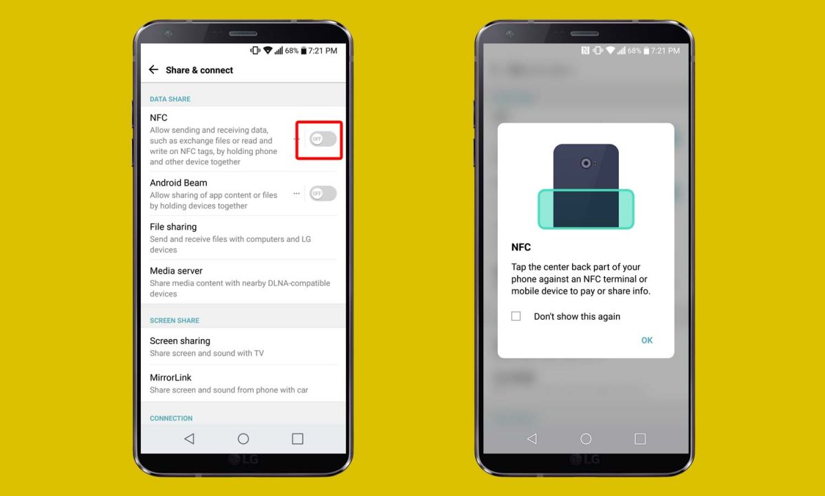 How to Set Up Android Pay on the LG G6 | Tom's Guide