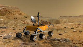 Mars Science Laboratory: Next Wheels On Mars