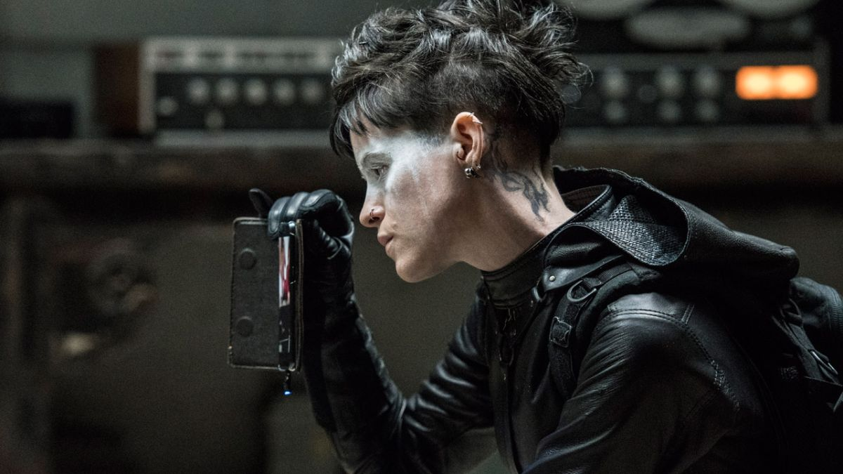 Lisbeth Salander returns in this exclusive new image from The Girl in the Spider's Web