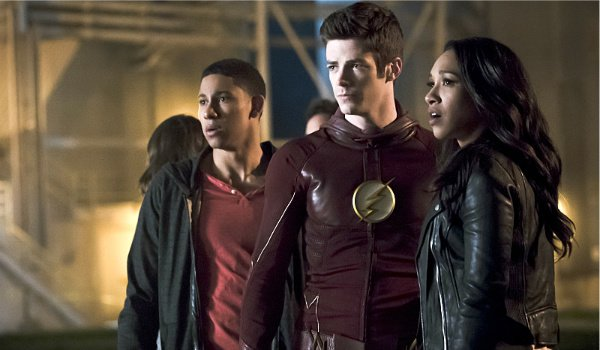 wally barry and iris the flash season 3