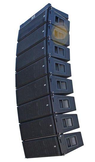 VUE Audiotechnik Introduces al-8 Compact Line Array System