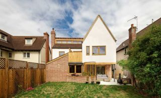 timber frame houses brimming with design innovation