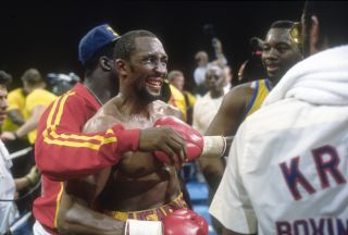 Tommy Hearns is profiled in Showtime's 'The Kings'