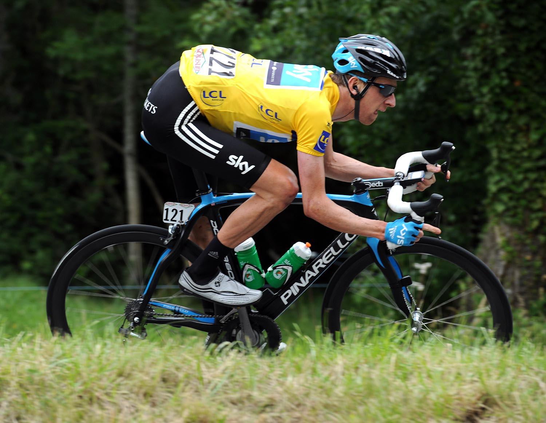Bradley Wiggins, Criterium du Dauphine 2011, stage five