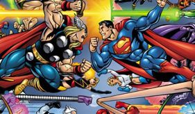Which Team Is Better, The Justice League Or The Avengers?