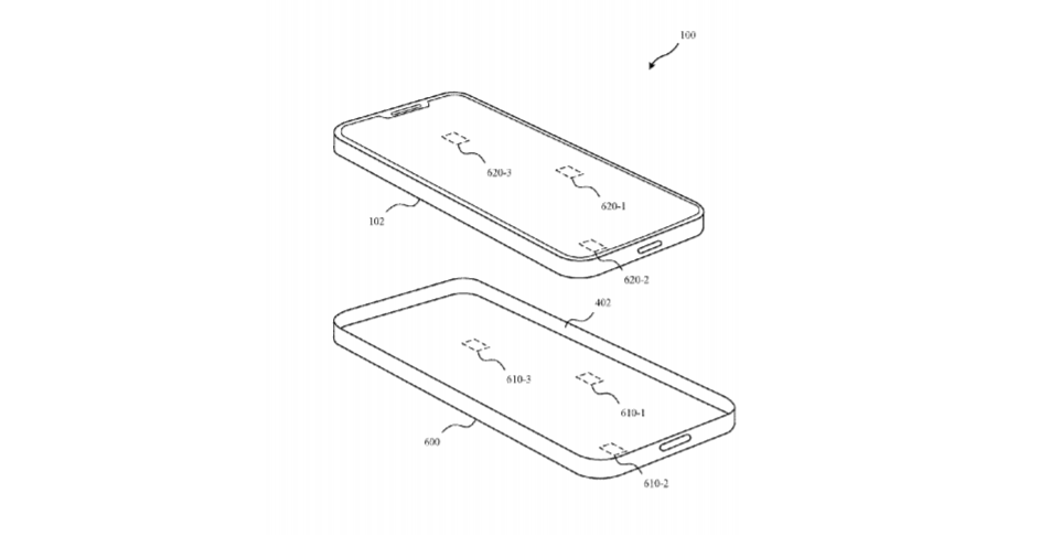 Apple MagSafe patent