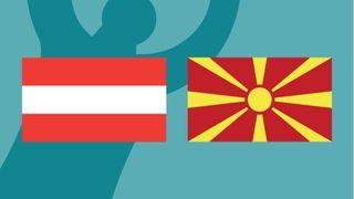 live stream austria vs north macedonia at Euro 2020
