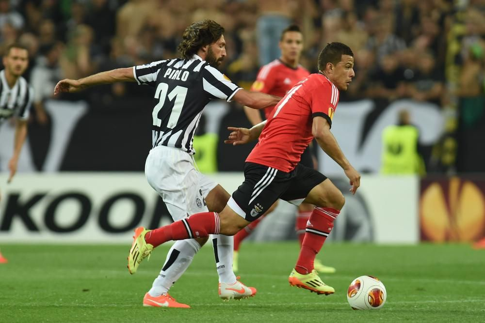 UEFA Europa League: Juventus 0 Benfica 0   FourFourTwo