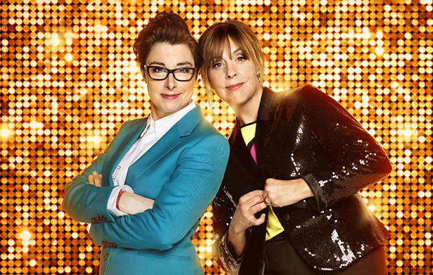 Sue Perkins on Generation Game Return: Mel and I played all the games – we're liked toddlers!