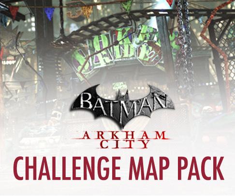 Batman: Arkham City Receives Batcave Map, Batman Inc. Skin #20067