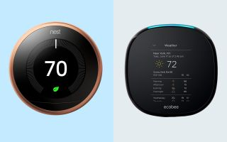Nest 3 vs  Ecobee4 - Which Smart Thermostat Wins? | Tom's Guide