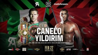 Canelo vs Yildirim live stream: weigh in, start time, how to watch the boxing for £1.99