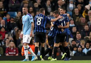 Manchester City v Atalanta – UEFA Champions League – Group C – Etihad Stadium