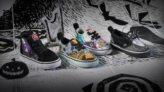 Vans x The Nightmare Before Christmas shoes