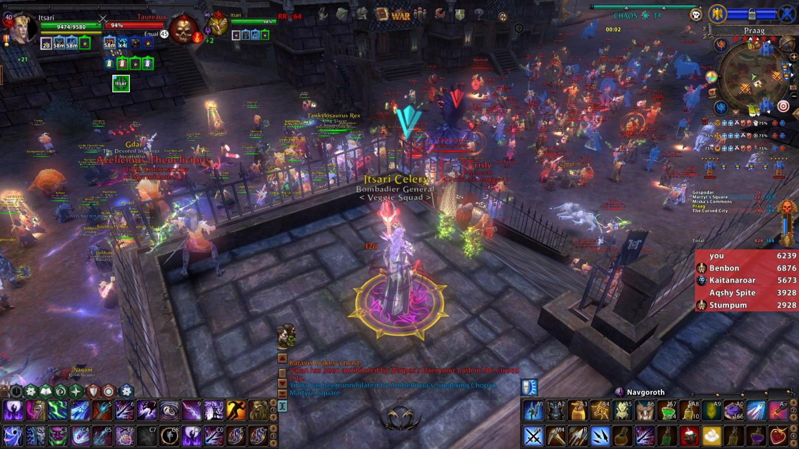 Warhammer Online Shuts Down Private Server Launches