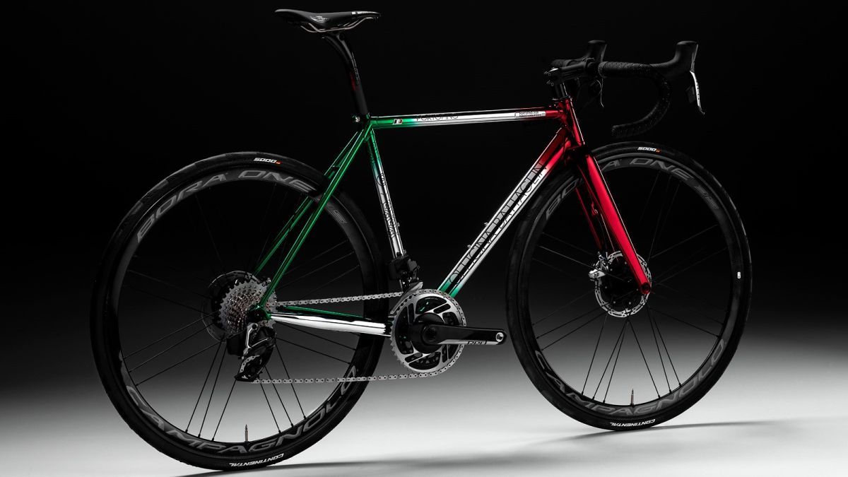 Officina Battaglin upgrades gorgeous Portofino with disc brakes