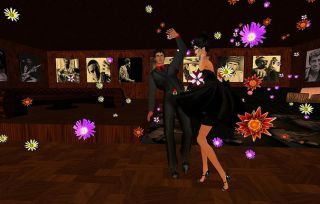 Second Life date